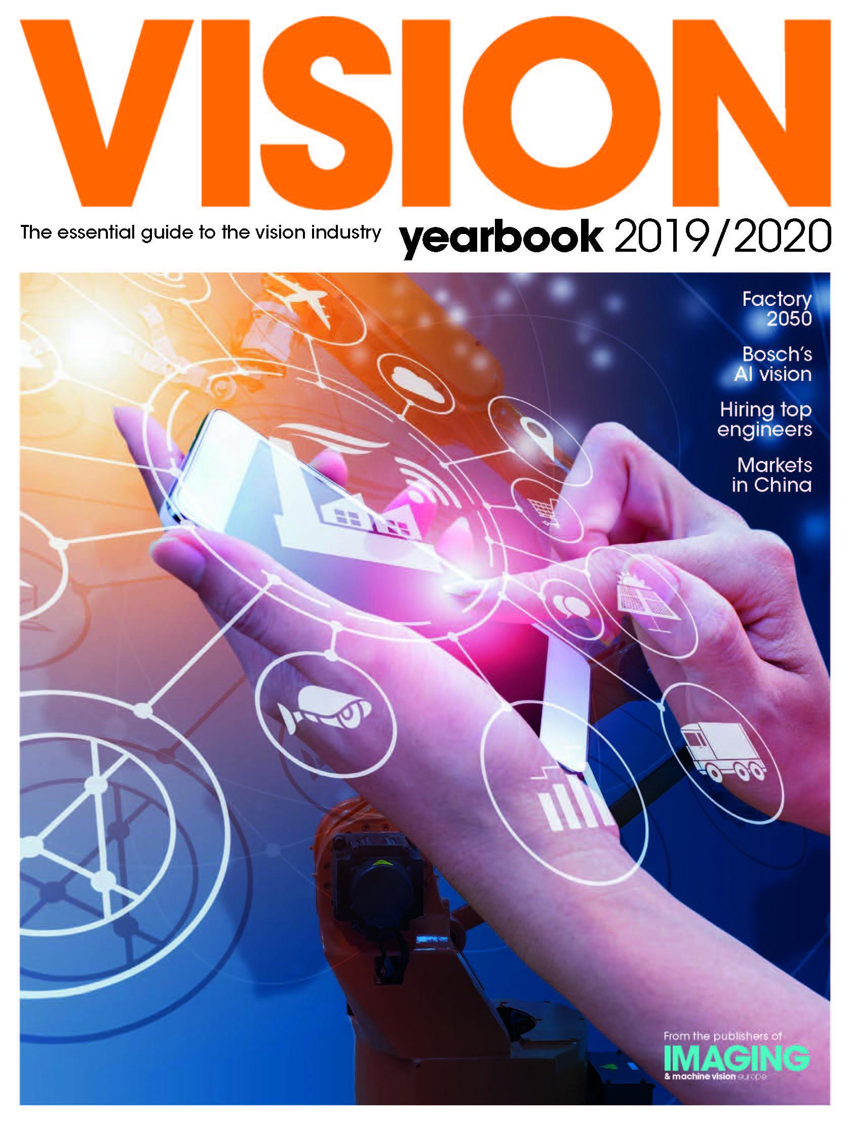 VisionYearbook19/20